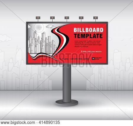 Billboard Template Design2021-no3