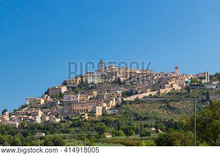 Trevi, Province of Perugia, Italy