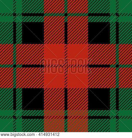Lumberjack Tartan Pattern. British Checks Tartans Seamless Pattern, Buffalo Abstract Check Ornament,
