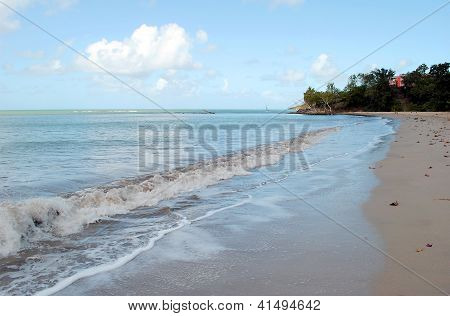 Warfe Beach St Lucia