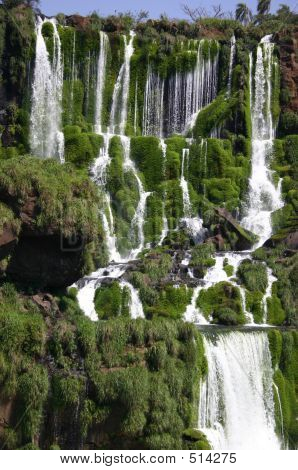 Waterfall Iguazu Argentina