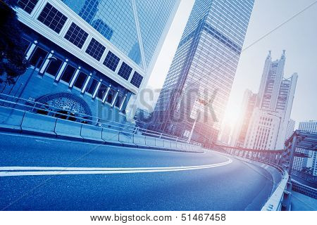 Roads And Cities