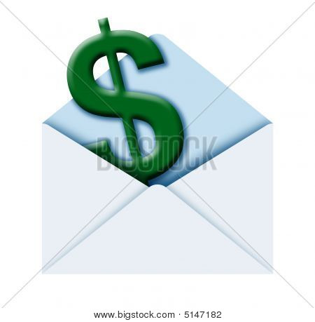 Envelope With $