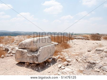Archaeology Excavations In Israel