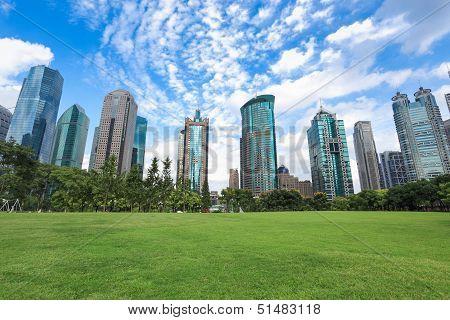 Shanghai Greenbelt Park