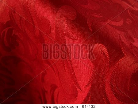 Soft Red Fabric