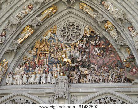 Statues Galore