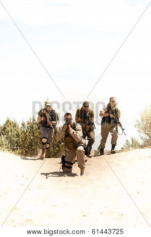 Special Forces Tactical Team