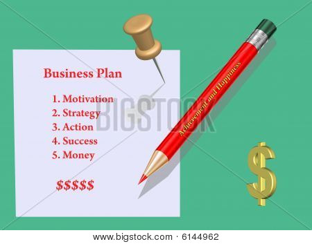 Concept. Business Plan