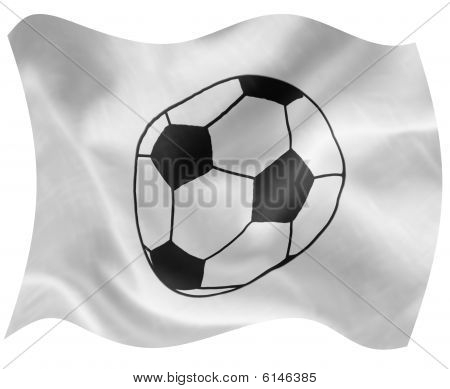 football soccer flag