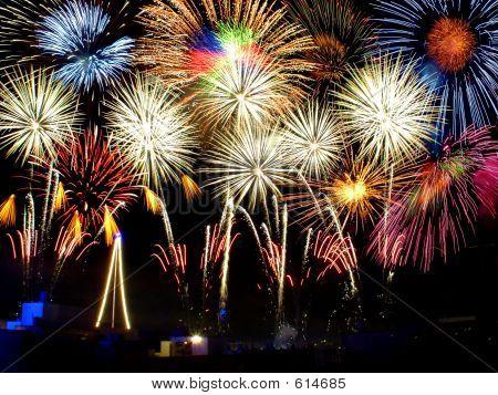 Composite Fireworks