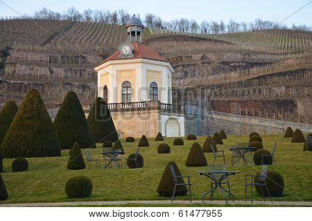 Belvedere in Wackerbarth Castle