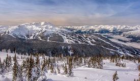Whistler Mountain Winter