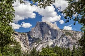 Iconic Yosemite Landscape
