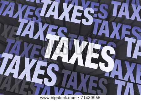 Growing Taxes Background