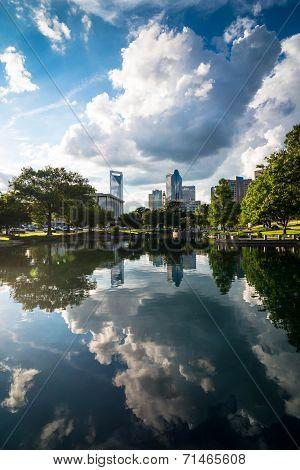 Charlotte, North Carolina reflections