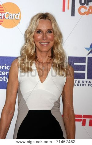 LOS ANGELES - SEP 5:  Alana Stewart at the Stand Up 2 Cancer Telecast Arrivals at Dolby Theater on September 5, 2014 in Los Angeles, CA