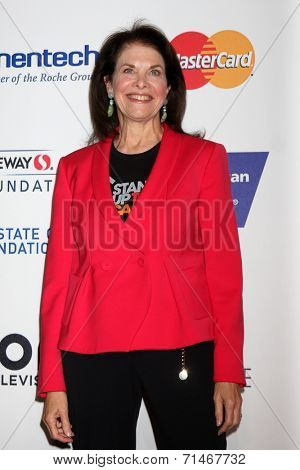 LOS ANGELES - SEP 5:  Sherry Lansing at the Stand Up 2 Cancer Telecast Arrivals at Dolby Theater on September 5, 2014 in Los Angeles, CA