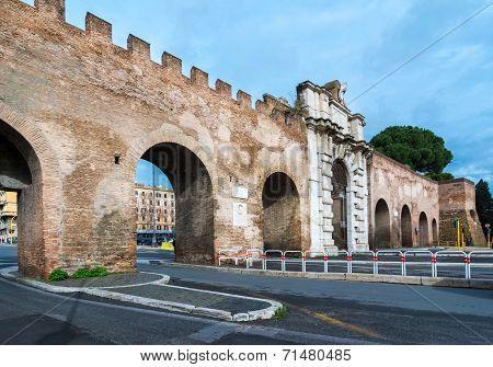 Porta San Giovanni, Rome Italy