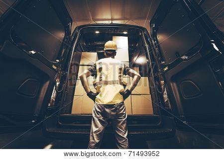 Cargo Van Delivery