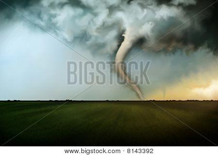 tödliche tornado