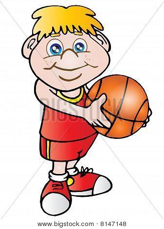 Basket Ball boy