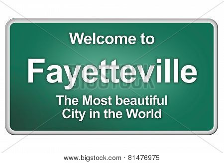 Welcome home to fayetteville