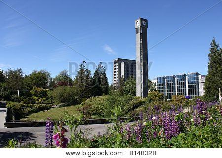 University of British Columbia UBC, Vancouver horizontal