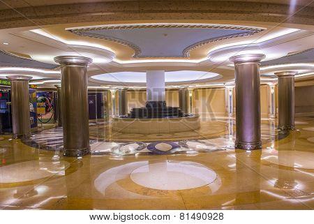 Las Vegas - Palazzo Interior