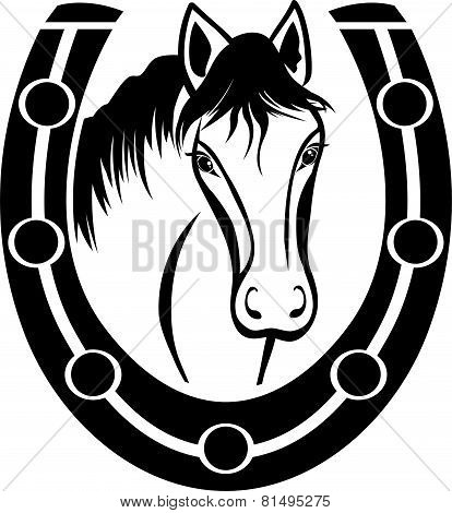 Horse and Horseshoe
