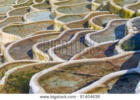 A Unique Salt Baths In Hungary Egerszalok.