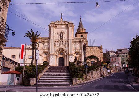 Chiesa Reale Abbazia Di San Filippo D'agira