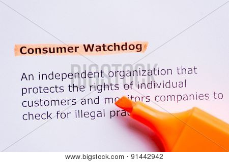 the objectives of consumer international as a global consumer watchdog The accc is australia's competition regulator and national consumer law champion we promote competition and fair trading and regulate national infrastructure to make markets work for everyone.