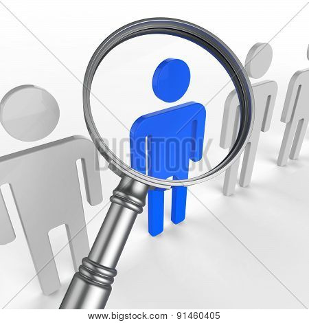 Finding Staff Represents Strong Point And Brilliance