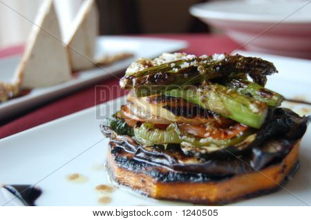 Grillef Vegetables