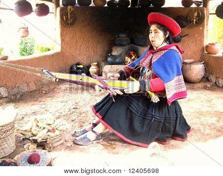 Weaving the Inca Way