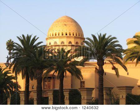 Arabic Temple