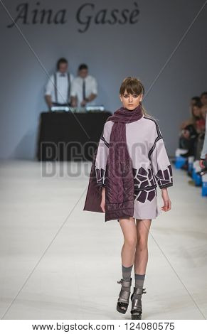 Ukrainian Fashion Week In Kyiv, Ukraine