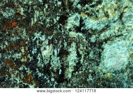 Texture Of Chipped Granite