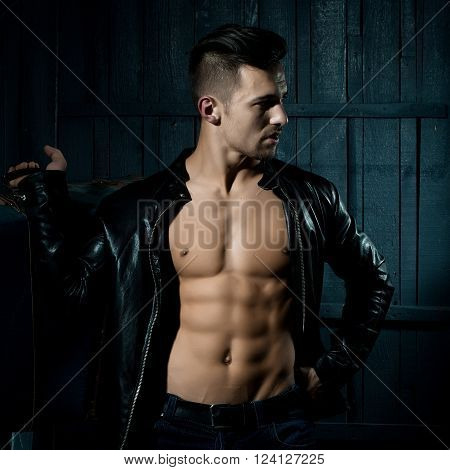 Strong Sexy Man