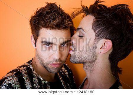 Good Looking Gay Couple