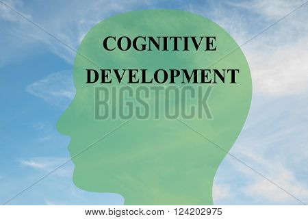 Cognitive Development Brain Concept