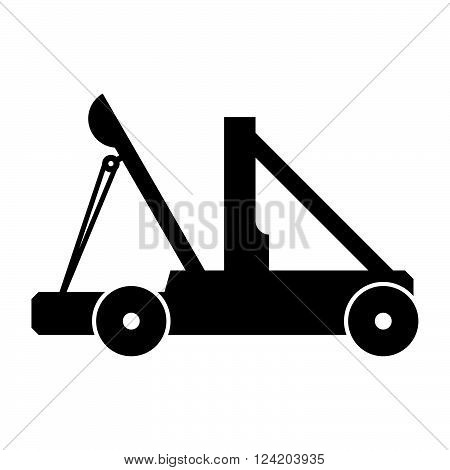Catapult in profile ( shade picture )