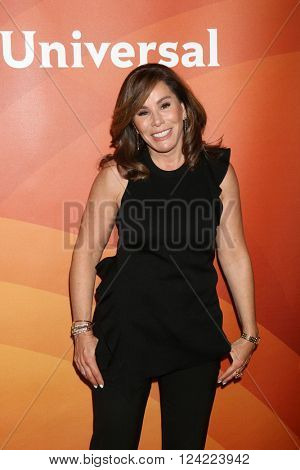 LOS ANGELES - APR 1:  Melissa Rivers at the NBC Universal Summer Press Day 2016 at the Four Seasons Hotel on April 1, 2016 in Westlake Village, CA