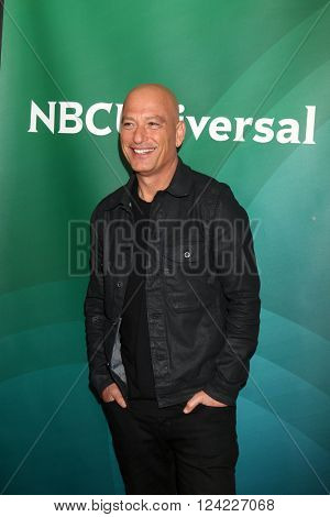 LOS ANGELES - APR 1:  Howie Mandel at the NBC Universal Summer Press Day 2016 at the Four Seasons Hotel on April 1, 2016 in Westlake Village, CA