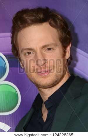 LOS ANGELES - APR 1:  Nick Gehlfuss at the NBC Universal Summer Press Day 2016 at the Four Seasons Hotel on April 1, 2016 in Westlake Village, CA