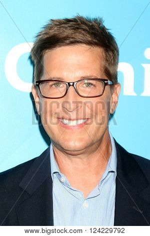 LOS ANGELES - APR 1:  Spike Feresten at the NBC Universal Summer Press Day 2016 at the Four Seasons Hotel on April 1, 2016 in Westlake Village, CA