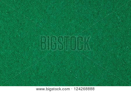 Green spongy macro texture porous pattern background