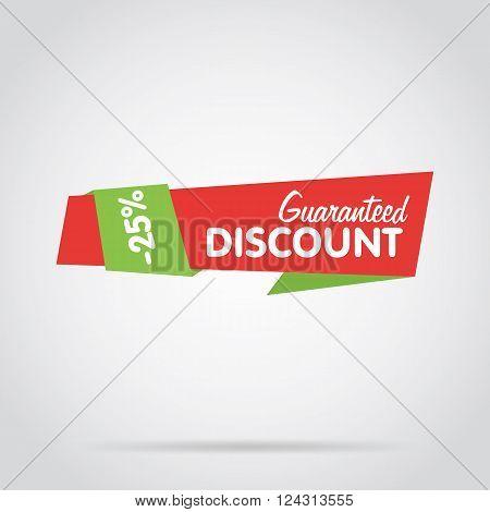 discount sticker vector photo free trial bigstock