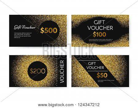 Golden Gift Voucher